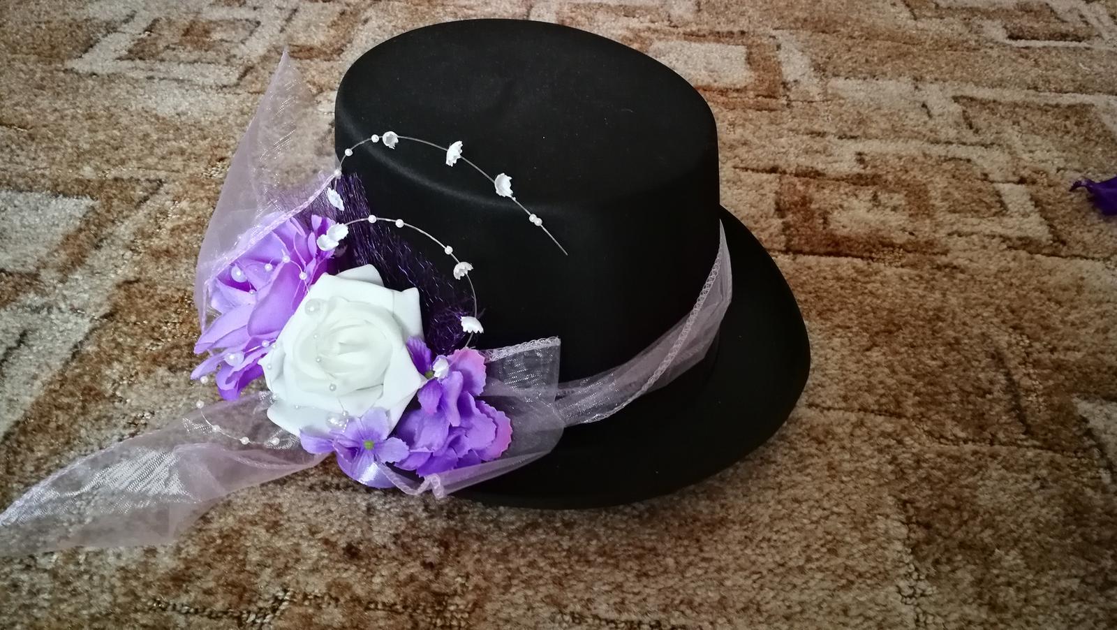 výzdoba aut pro nevěstu a ženicha - Obrázek č. 1