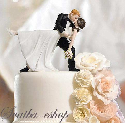 Svatební přípravy - co se nám líbí nebo co už máme zařízené :) - Figurka na dort :)