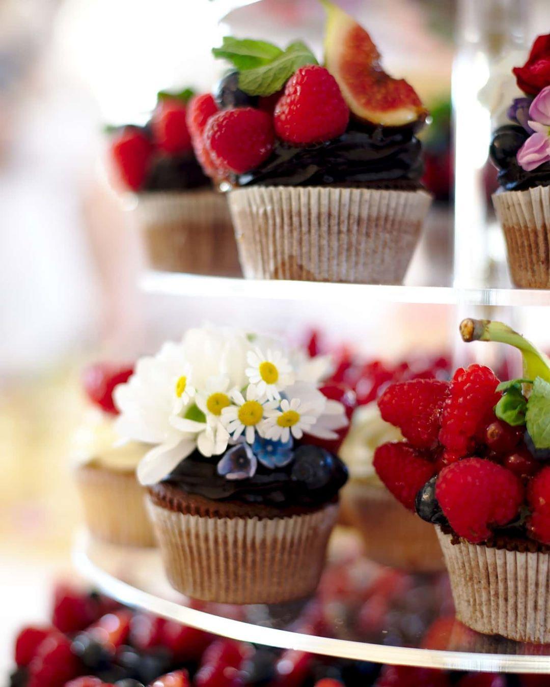 Profesionální svatební cupcakes - Obrázek č. 2