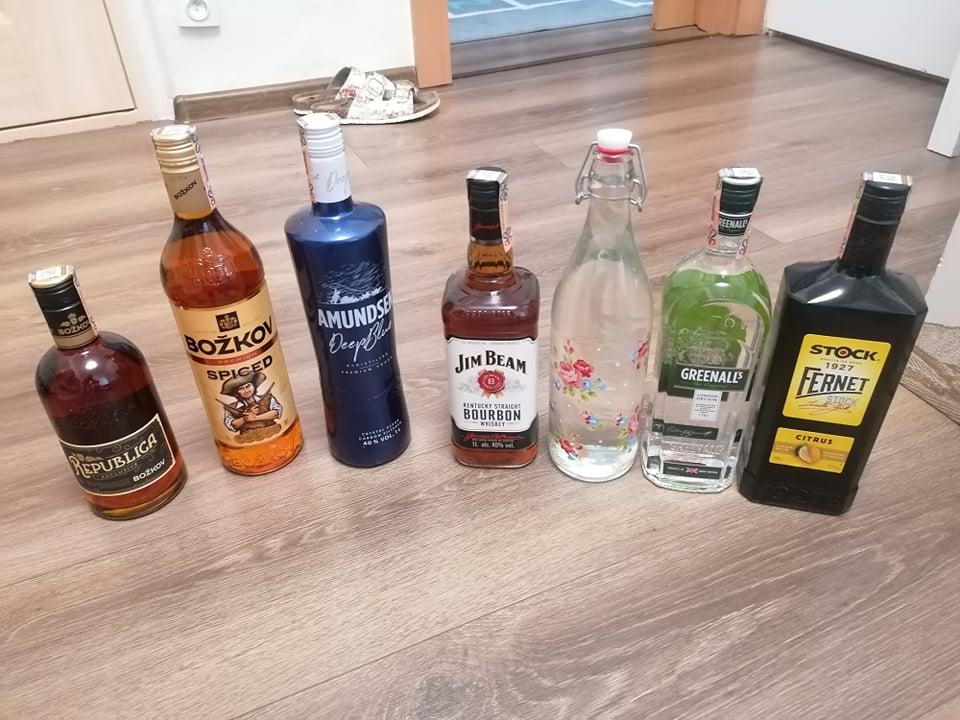 Alkohol zo svadby - Obrázok č. 1
