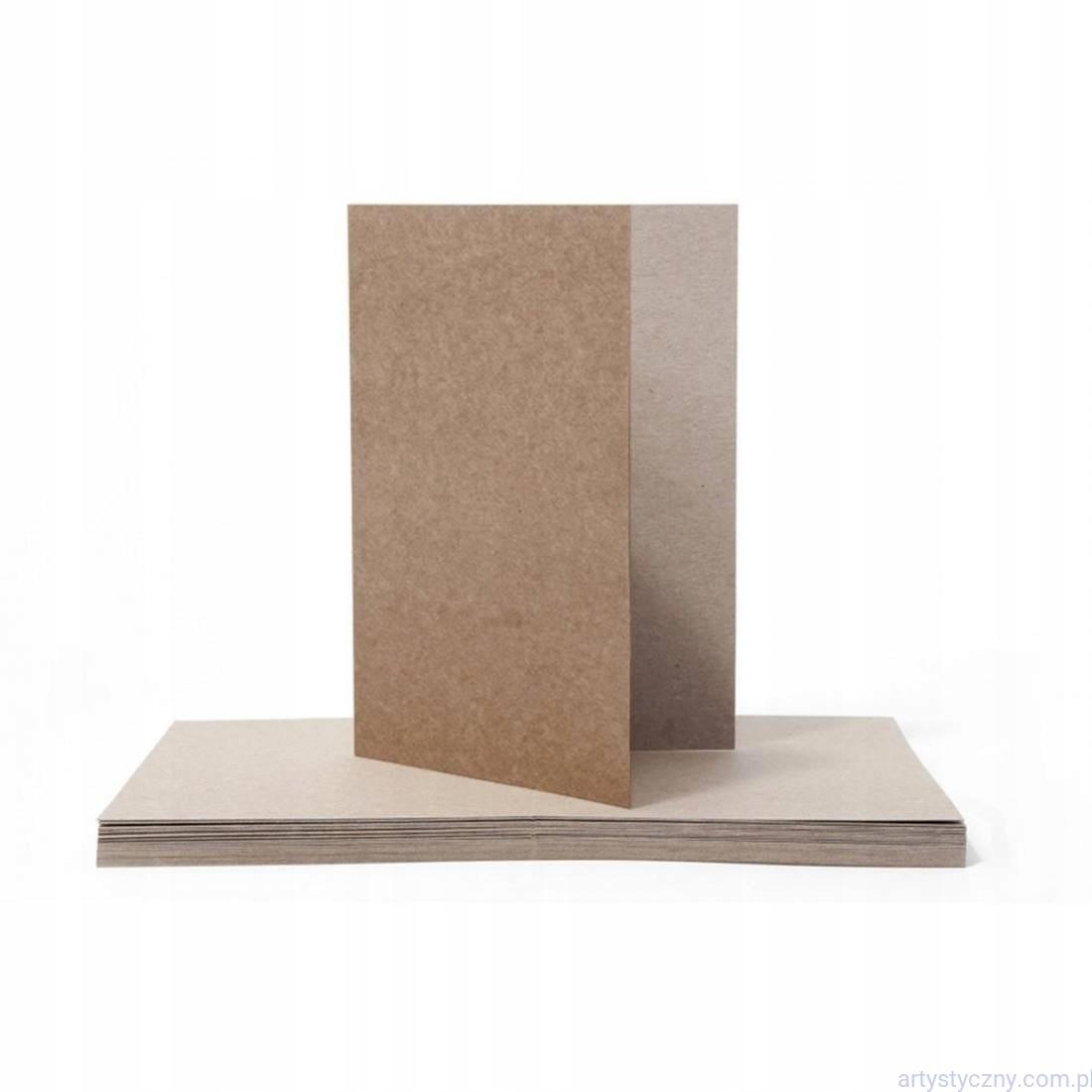 kraftový papier na pozvánku - Obrázok č. 1