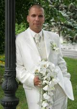 Takový bych si představovala oblek pro mojeho mužíka(foto pujčená když tak smažu)