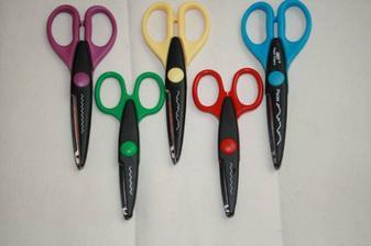 Ozdobné nůžky na upravy fotekdo albůmku...