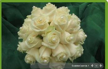 svatebni kytice :)