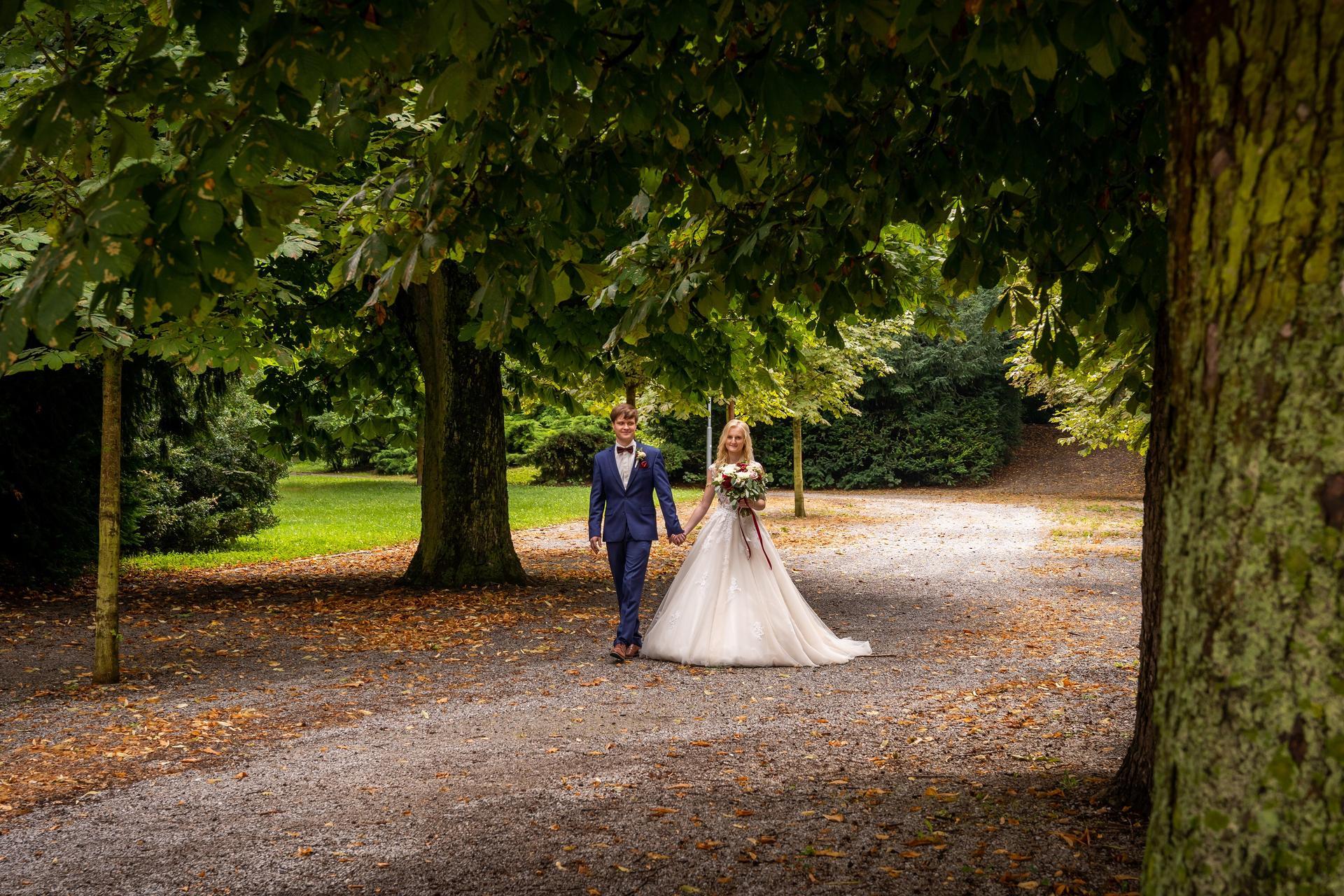 Alžběta                    a                    Štěpán - Romantika při natáčení