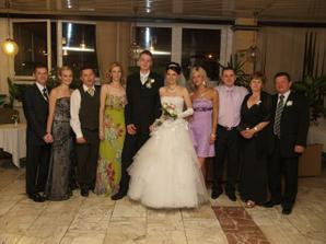 moji krsty a bratranci