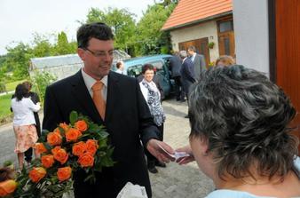 Ženich vykupující nevěstu