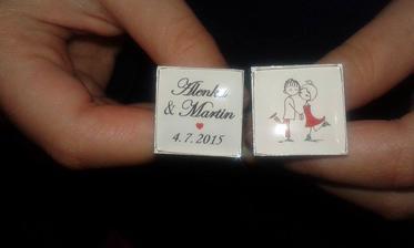 dnes prišli...sú nádhernéé :-) drahý dostane na valentína