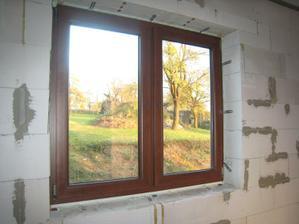 Naše krásné okénko :)