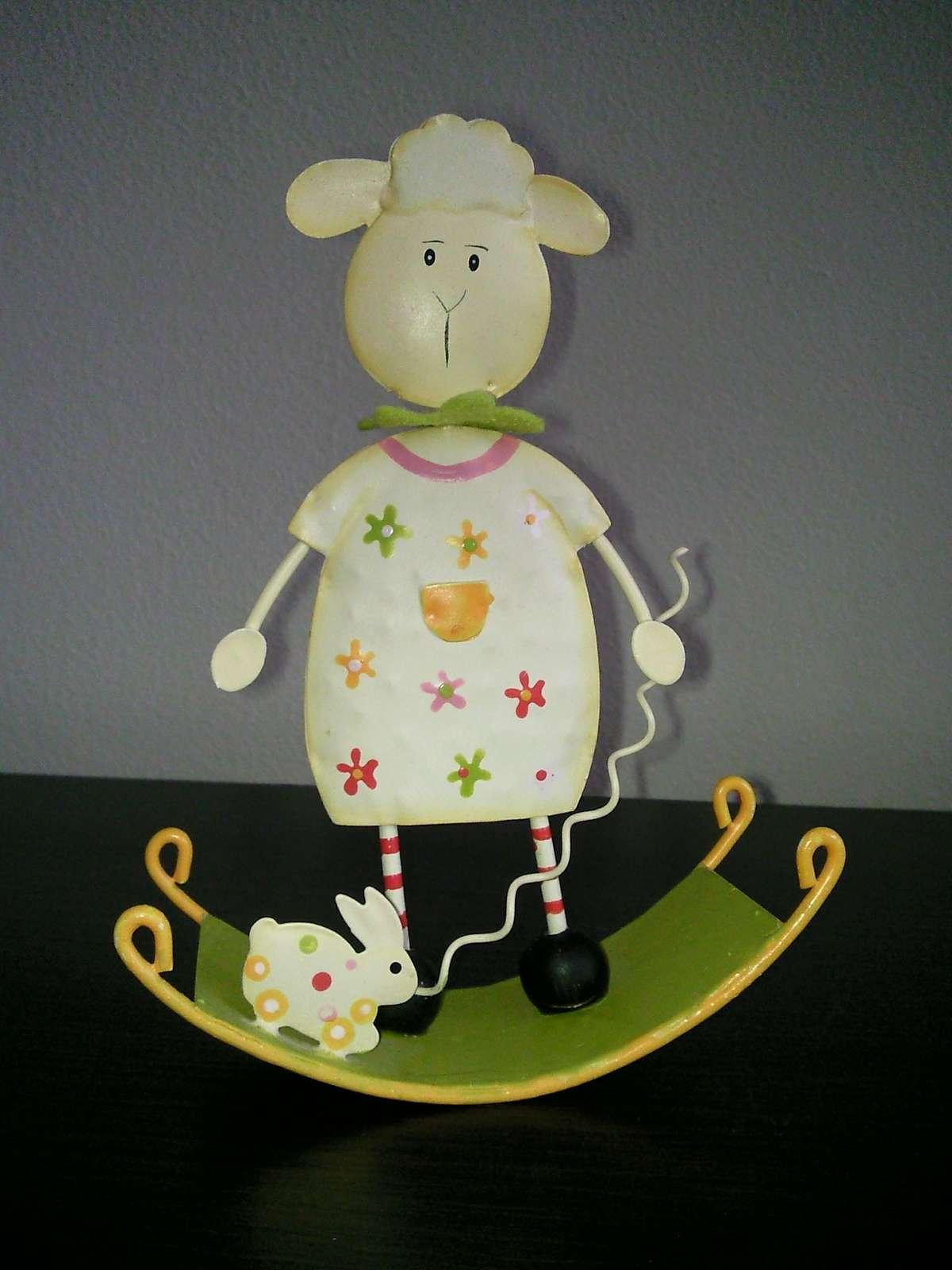 ovečka so zajačikom - Obrázok č. 1