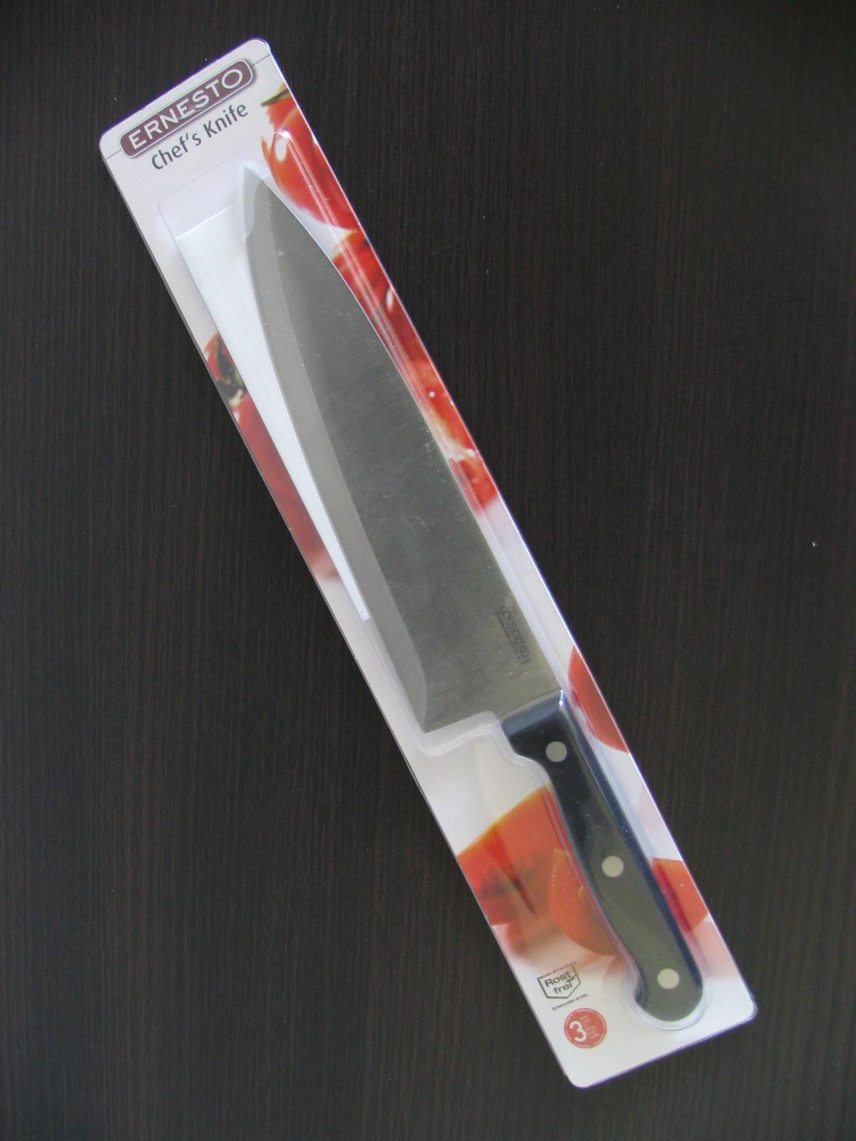 Nepoužívaný kuchynský nôž - Obrázok č. 1