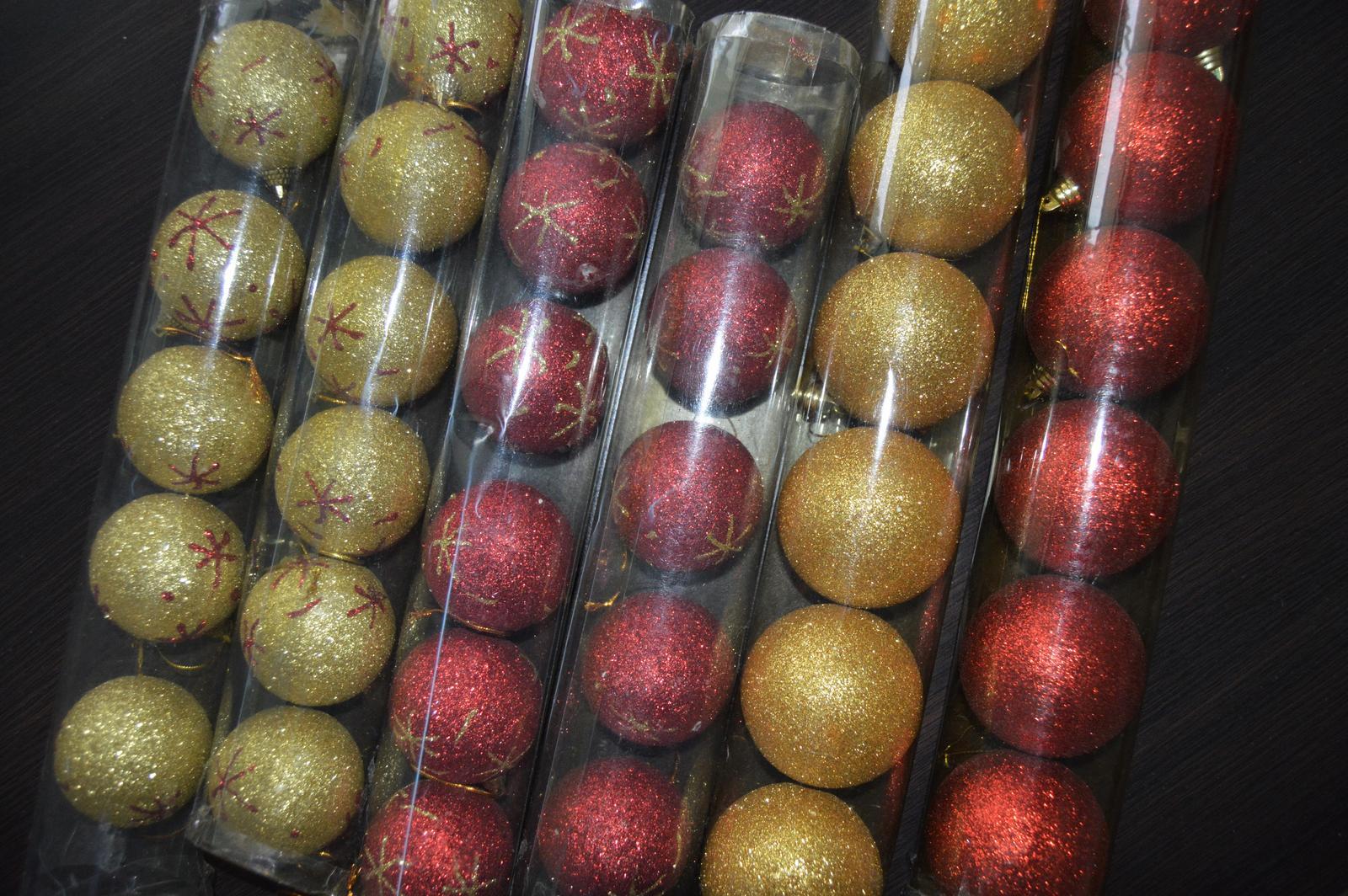 Nerozbitné vianočné gule - Obrázok č. 1