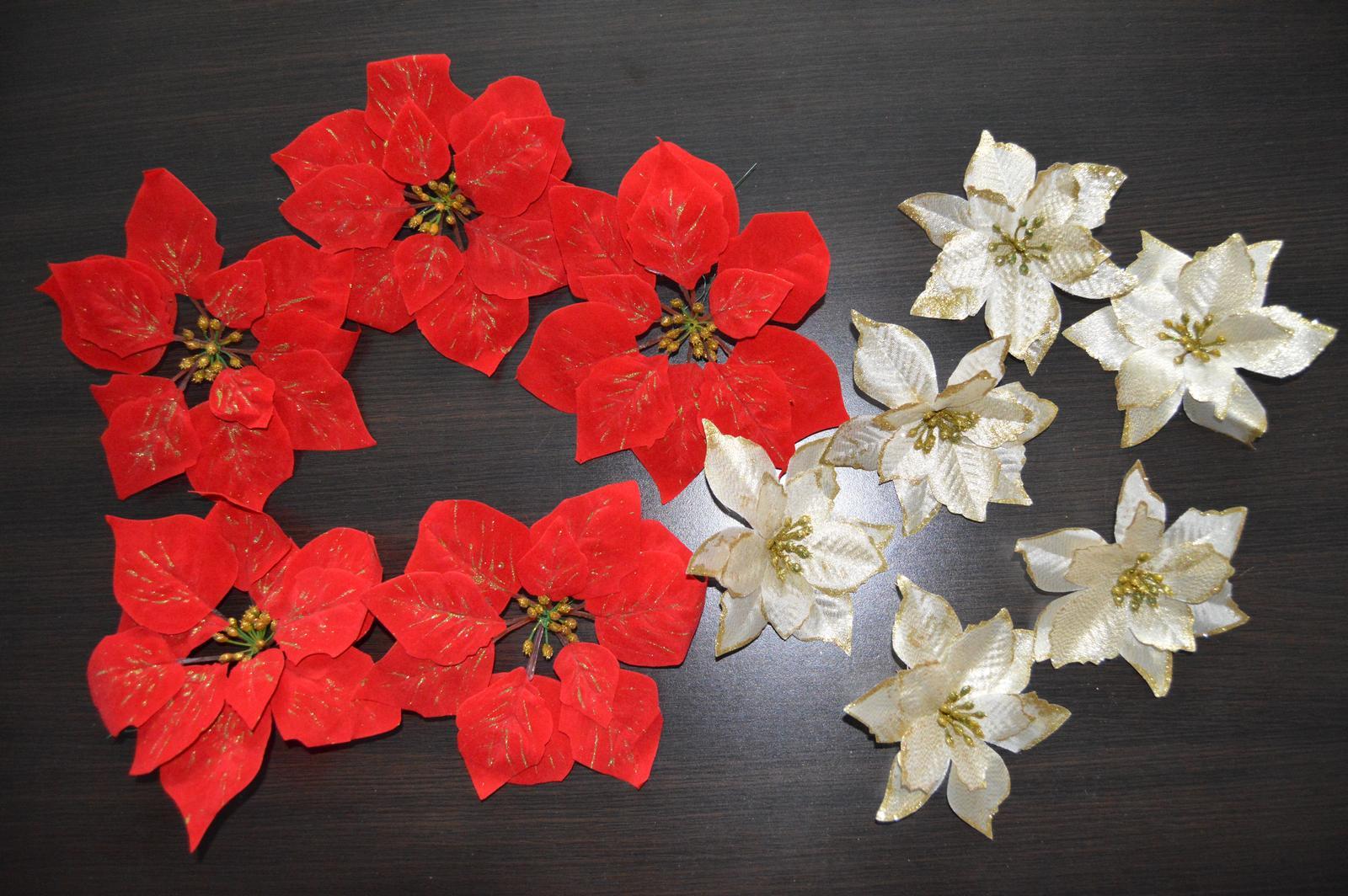 Dekoračné kvety  - Obrázok č. 1