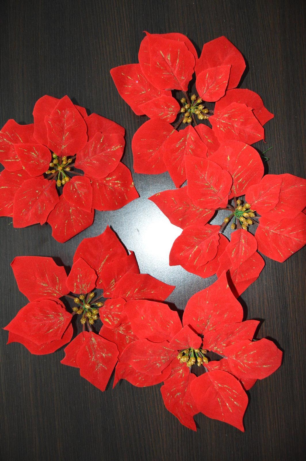Dekoračné kvety  - Obrázok č. 2