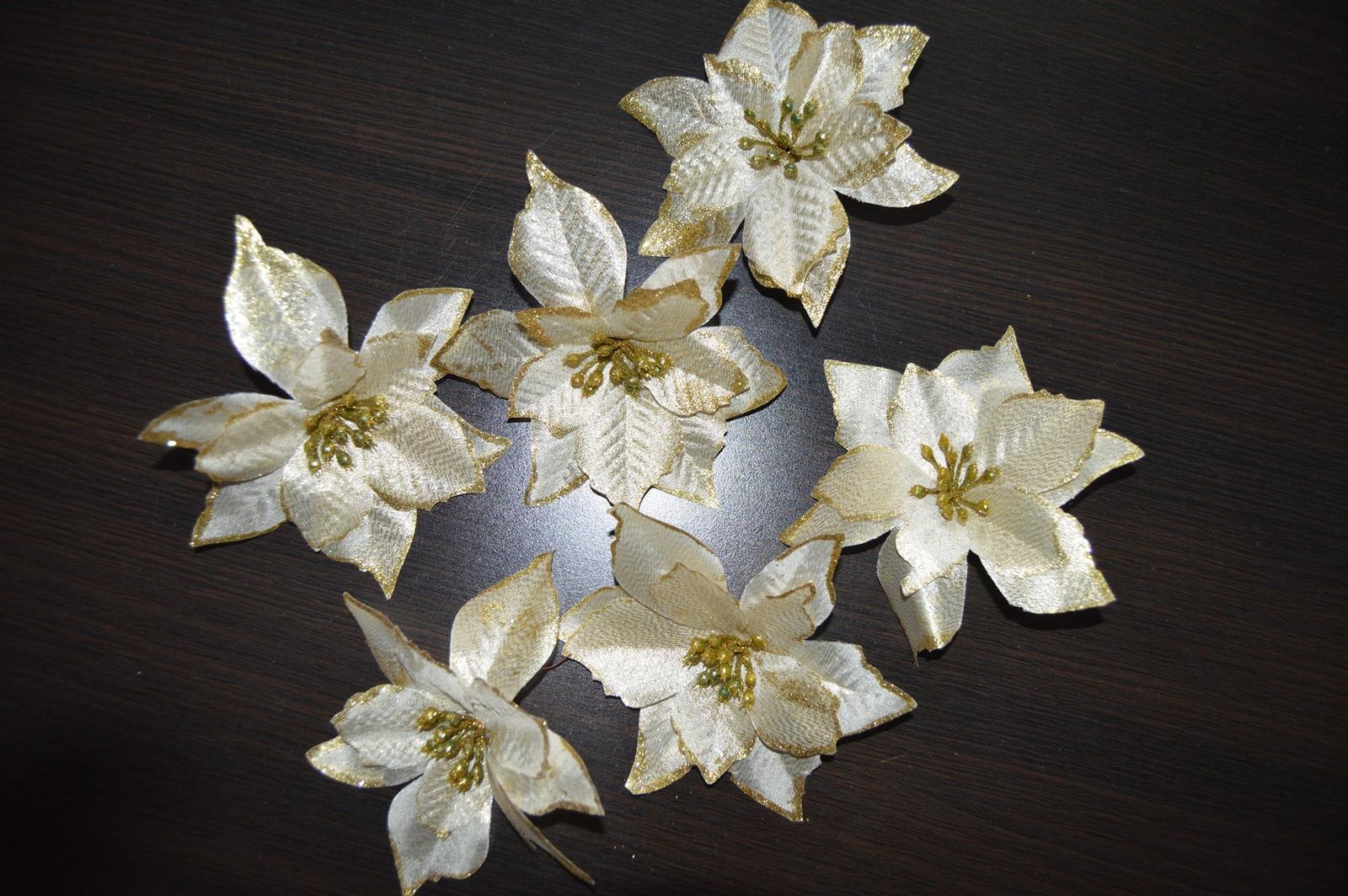Dekoračné kvety  - Obrázok č. 3