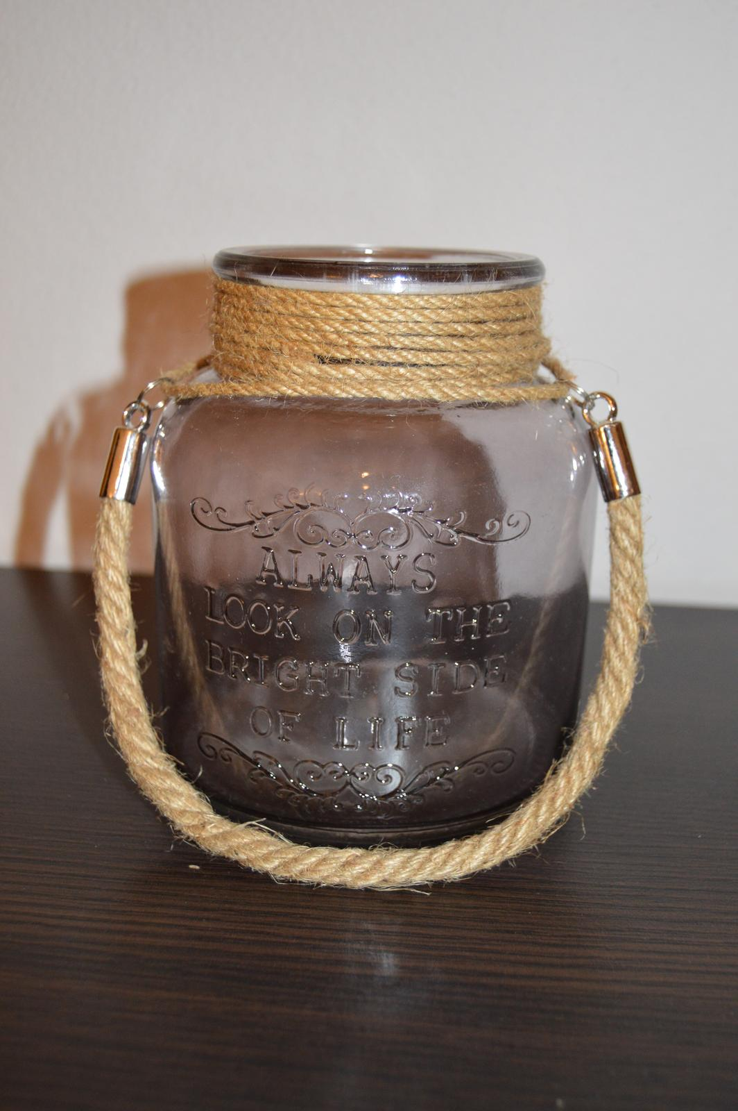 Lucerna na sviečku - Obrázok č. 1