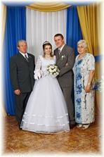 rodiče ženicha
