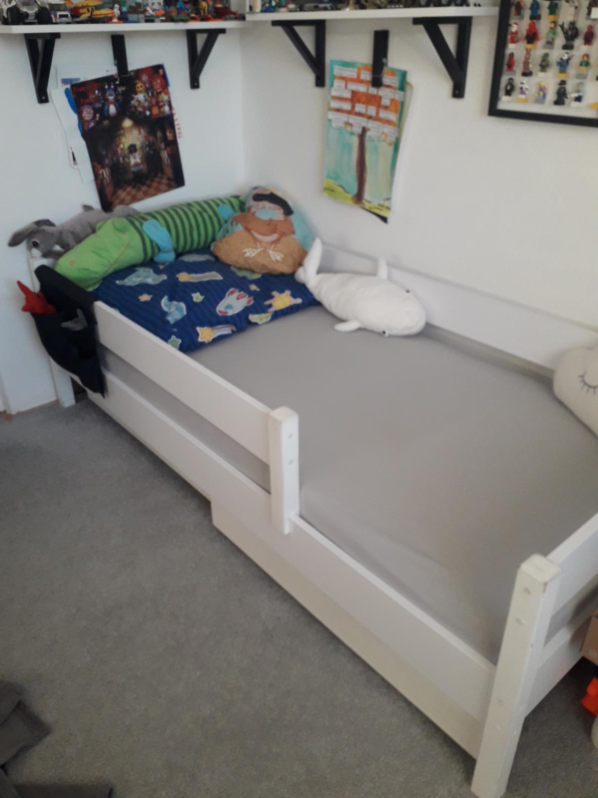 Detská posteľ 80x180 - Obrázok č. 1