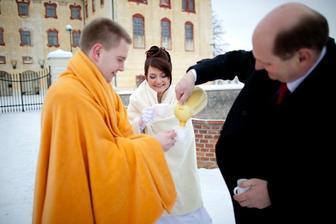 Byla hrozná zima, ale nevnímali jsme to díky úžasnému panu fotografovi (Pavol Bigoš)