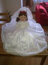 Naše panenka na auto:-))
