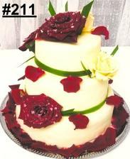 Tak toto je náš svatební dort:-)) fešák, co? Pekárna u Kraba (Kutná Hora)