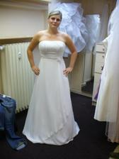 zkouška šatů :-)