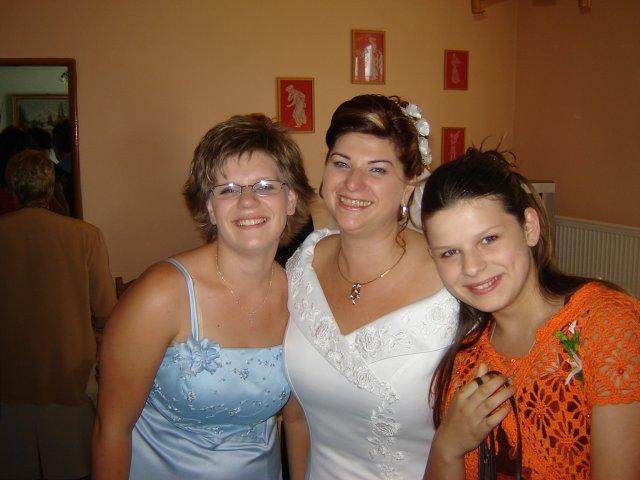 Mária Klingová{{_AND_}}Blažej Dzurík - s mojomi neterami