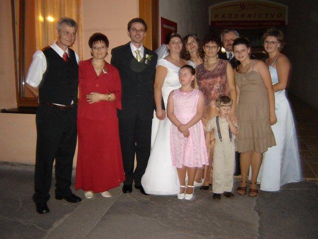 Mária Klingová{{_AND_}}Blažej Dzurík - moje sestry s rodinami
