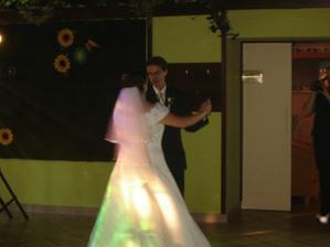 náš prvý tanec