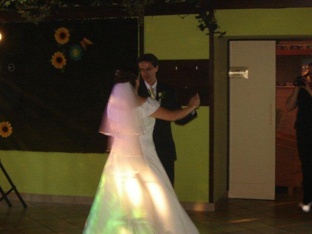 Mária Klingová{{_AND_}}Blažej Dzurík - náš prvý tanec