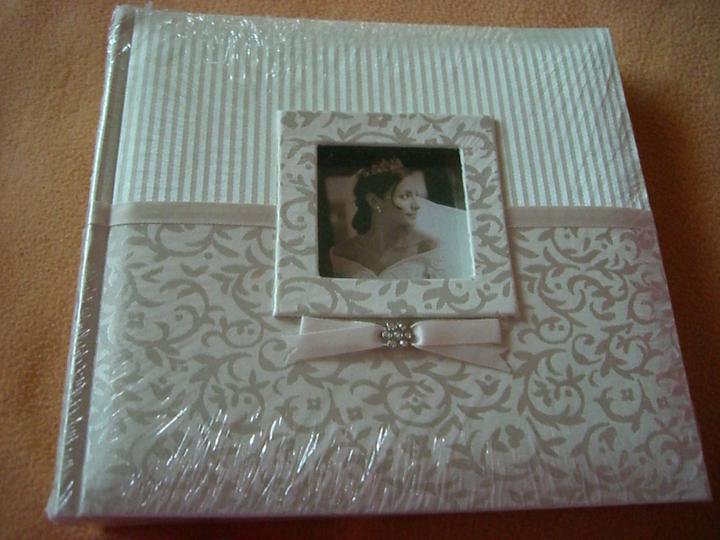 Prípravy - svadobny album v bielom