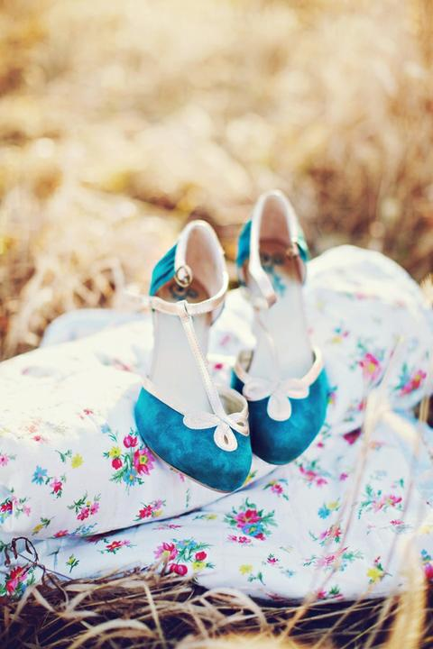 ♥ krajkovo-modro-hnědá pro I. - Obrázek č. 94