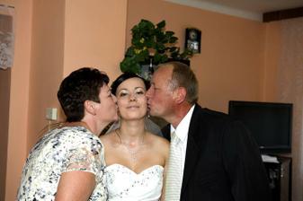 Mamka a ocko