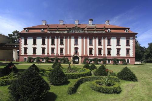 Miša a Peťa - Kunínský zámek, krásné místo na svatbu