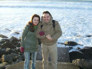 Brrrr.....irské pobřeží