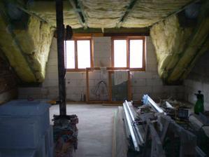 Podkroví - jaro 2010