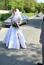 Nevěsta jak se patří :o)