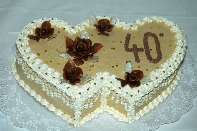 Svadobné preprípravy - torticka