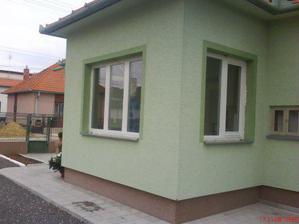 naše nové euro okná na predsieni