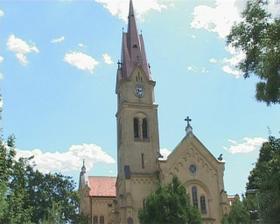 Vrábeľský kostol