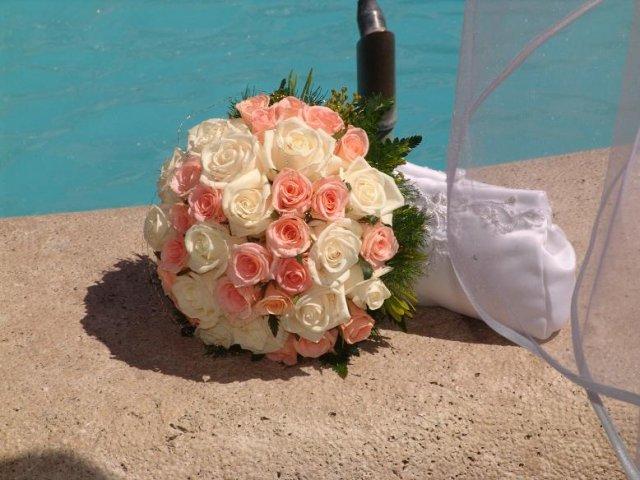 Aprilova svadbicka - smotanova s mandarinkovou