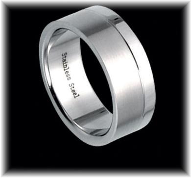 Inspirace (Katka a Jindra, 8.8. 2008) - ..snubní prsten pro ženicha..