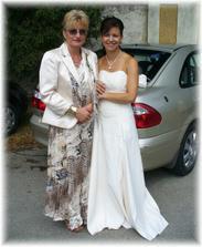 ..s maminkou..