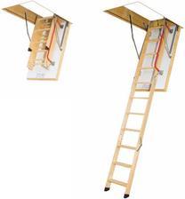 Schody FAKRO LTK Thermo 60x120 cm - kúpené