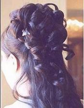 My hair style... :0)