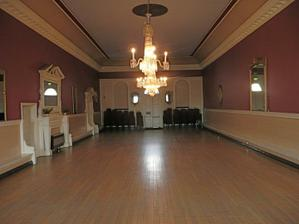 The Ballroom we are having the reception at.....