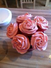 cupcakes bouquets