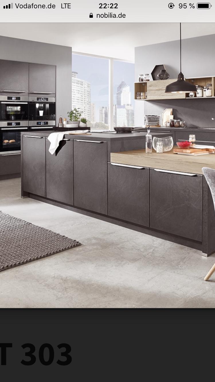 Kuchyně 🍽🥗🍲 - Dekor sedy stone. Ma trochu strukturu, bez otisku, v realu moc hezky