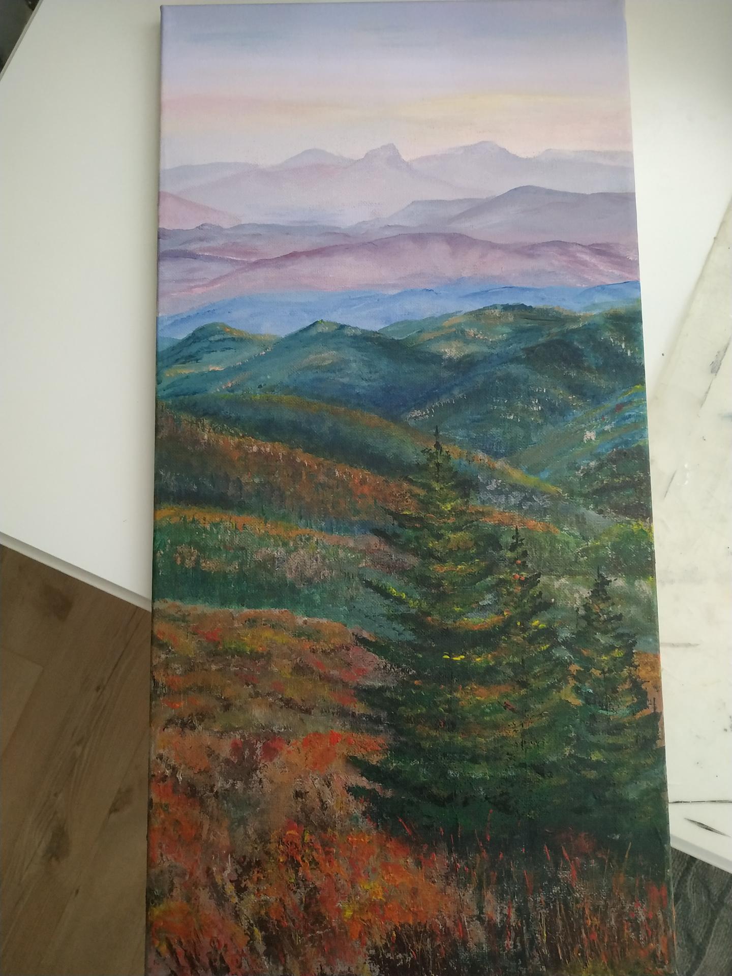 Jeseň na horách 😉 - Obrázok č. 1