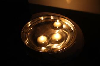 plovoucí svíčky musí být...